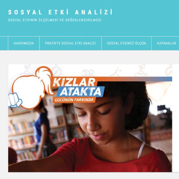 Sosyal Etki Analizi Portalı