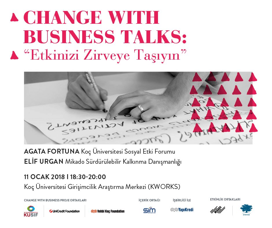 Change with Business Talks