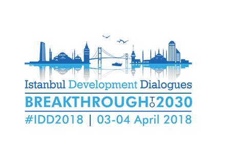 İstanbul Kalkınma Diyalogları 2018'e katıldık.