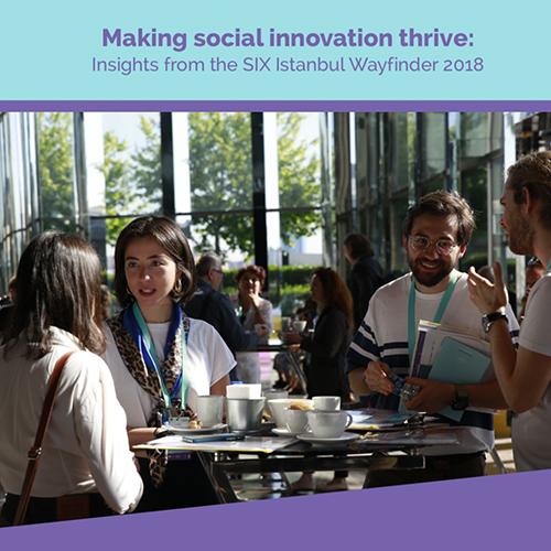 Making Social Innovation Thrive