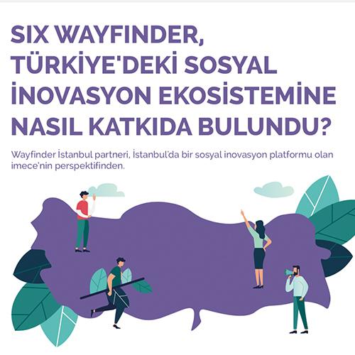Wayfinder, Türkiye'deki sosyal inovasyon ekosistemine nasıl bir katkıda bulundu?
