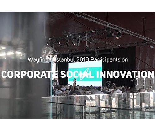 Wayfinder İstanbul: Kurumsal Sosyal İnovasyon