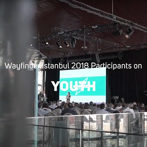 Wayfinder İstanbul: Gençlik