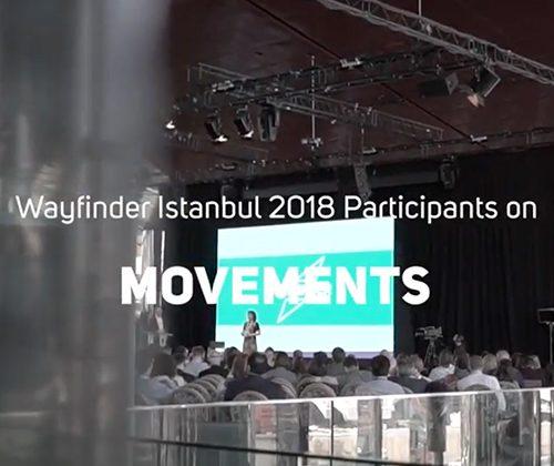 Wayfinder İstanbul: Akımlar