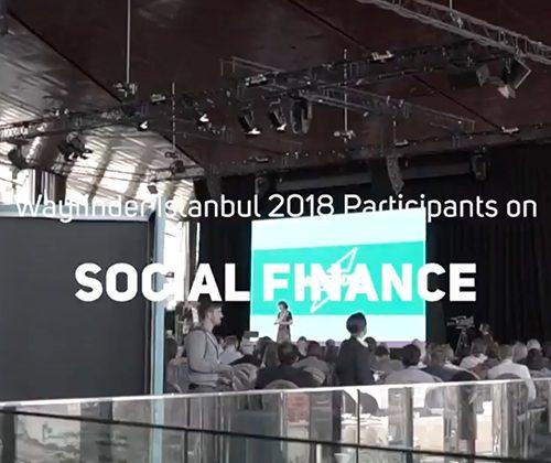 Wayfinder İstanbul: Sosyal Finansman
