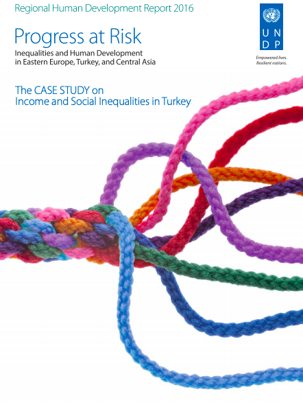 Income and Social Inequalities in Turkey